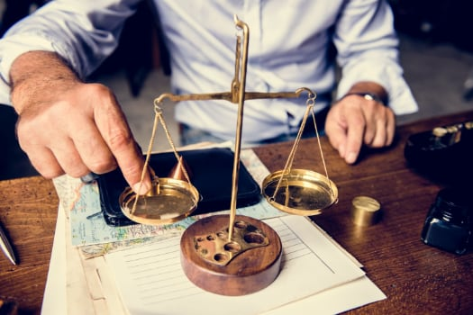Who is at fault in this accident? | Best Oregon divorce attorneys