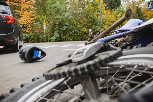 <p><strong>Investigating an Oregon motorcycle crash requires careful analysis of the scene, the road, the equipment, and the evidence of all involved.</strong></p>